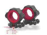 Multi montaż 25,4/30/34 mm na szynę 11 mm niski